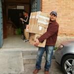 Donación ropa a Orfanato en Rumanía (22)