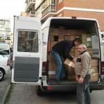 Donación ropa a Orfanato en Rumanía (5)